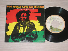 "BOB MARLEY & THE WAILERS - LIVELY UP YOURSELF/NO WOMAN,NO CRY - 45 GIRI 7"" ITALY"