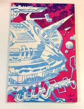 1970  #1 San Diego Comic Con Program first SDCC rare Jack Kirby Shel Dorf