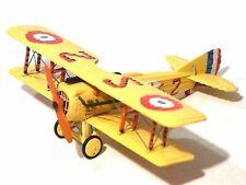 Spad VII France 1916 1:72 AVION biplan Altaya Diecast