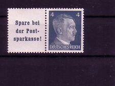 Deutsches Reich Zusammendruck Michelnummer w 151 postfrisch