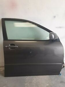 03-08 TOYOTA COROLLA FRONT Door PASSENGER SIDE Sedan Electric Wind LOCAL PICKUP