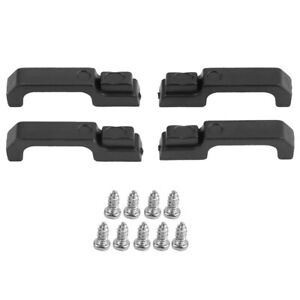 4pcs Door Handles RC Parts Accessories for Traxxas T-RX-4 RC Crawler Car