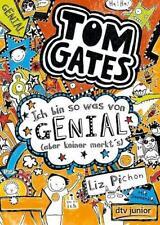 Tom Gates 04. Ich bin so was von genial (aber keiner merkt's) von Liz Pichon (2015, Taschenbuch)