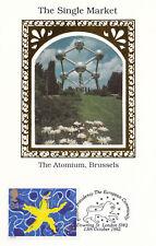 06964 GB Benham Carte postale PREMIER JOUR Européen Lit 1 Personne marché