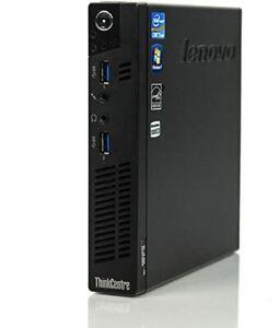 Fast Lenovo ThinkCentre M92p Tiny PC Computer i5 2.90GHz 8GB 128 SSD Windows 10