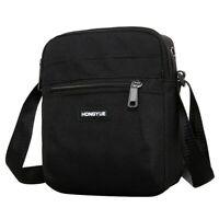 Men's Messenger Bag Crossbody Shoulder Bags Travel Bag Man Purse Small SlingN5W3