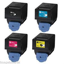 4-Pack Toner Set for Canon Imagerunner C2550 C2880 C3380 C3480 GPR-23 GPR23