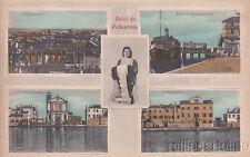 * PELLESTRINA - Panorami con Arrivo del Piroscafo