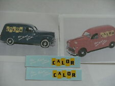 decals decalcomanie decalque calor pour peugeot 203  1/43