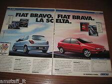 *AN65=FIAT BRAVO BRAVA=PUBBLICITA'=ADVERTISING=WERBUNG=COUPURE=