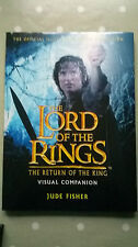 Lord of the Rings. Visual Companion. 'The Return of the King.' Jude Fisher.