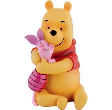 Winnie l'ourson figurine en résine WINNIE et PORCINET 14 cm DISNEY figure 12320