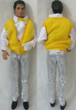 Michael Jackson Poupée Figure HUMAN NATURE Outfit Doll Puppe TOY 1984