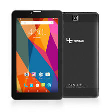 """Unlocked 7"""" Android Tablet PC 2Sim slots 3G Phablet Wi-Fi Bluetooth GSM AT&T US"""