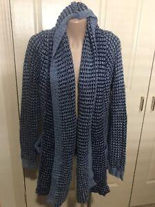 Women's *~*RIP CURL*~* Knit  Cardigan      Size  12