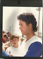RON DARLING NEW YORK METS  8 X 10 PHOTO 1986
