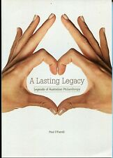 A Lasting Legacy 2008 Legends of Philanthropy by Australia Post