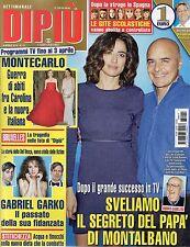 Dipiù 2016 13#Luisa Ranieri,Luca Zingaretti & Andrea Camilleri,Roberta Giarrusso