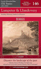Lampeter and Llandovery by Cassini Publishing Ltd (Sheet map, folded, 2006)
