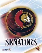 Ottawa Senators 8x10 Color NHL Logo Photo
