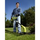 Cordless String Trimmer by Ryobi, Electric Weed Wacker Grass Cutter and Edger