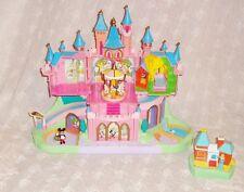 Polly Pocket Disney château sonore Mickey +figurine Mickey (25x32cm)