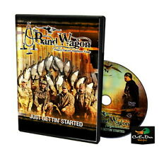 NEW HEAVY HAULER OUTDOOR GEAR THE BAND WAGON JUST GETTIN' STARTED HUNTING DVD