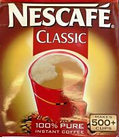 Nescafe Classic Instant Coffee 100% Pure -500g Pack - US Seller