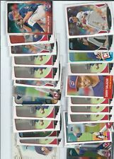 LOT OF 25  DANNY SALAZAR CARDS CLEVELAND INDIANS ROOKIES BOWMAN