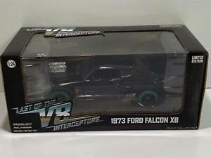 RARE Mad Max Last of the V8 1973 Ford Falcon XB 1:24 Scale Greenlight 84051