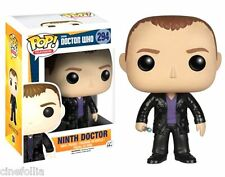 Doctor Who Ninth Doctor Pop! Funko television BBC Vinyl figure n° 294