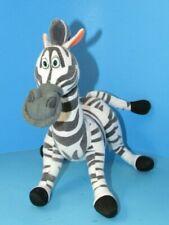 "2004 Marty the Zebra Plush from Madagascar Dreamworks Nanco 10"" L@@K"