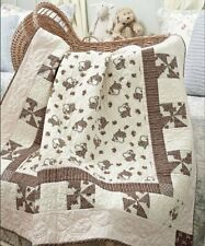 Brand NEW Bunny Hill Designs Uptown Baby Quilt Pattern  Bunnyhill