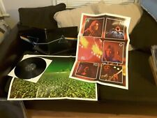 Promo 1973 Pink Floyd Dark Side of The Moon SMAS-11163 with Posters Nice!