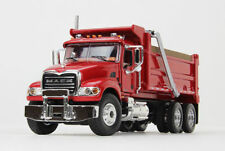 1/64 FIRST GEAR RED MACK GRANITE DUMP TRUCK