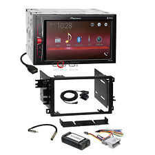 Pioneer USB MP3 Camera Input Stereo Dash Kit Interface for 2000+ GM GMC Chevy