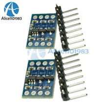 2PCS IIC I2C Level Conversion Module 5V-3V System level converter For Arduino