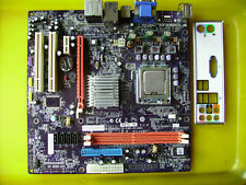 carte mere  ECS MCP73VT-PM  packard-bell + cpu intel E2180