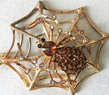 Rhinestone Chain Simulated Costume Necklaces & Pendants