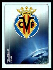 Panini Champions League 2011-2012 - Villarreal CF Badge  No. 22
