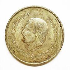 Cinco Pesos Mexique 1952