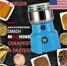 Multi function Smash Machine Small household grinder Fine steel head, US SELLER