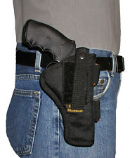 Bandolier Holster Holds 5 rds Ruger GP-100 4 in Revolver GPF-340 341 + .357 357