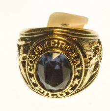 Commercial Pilot Ring   - Blue Stone