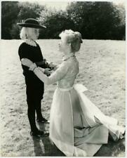 Ricky Schroder LITTLE LORD FAUNTLEROY '80 8x10 Org Movie Photo 3644