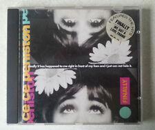 """CE CE PENISTON """"Finally"""" (CD, 1992)"""