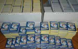 Lotto 100 Carte Pokémon in INGLESE - tutte diverse + holo