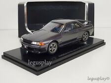 Slot Car Scalextric Hpi Racing 8501 Nissan (R32) Gunmetal Gray