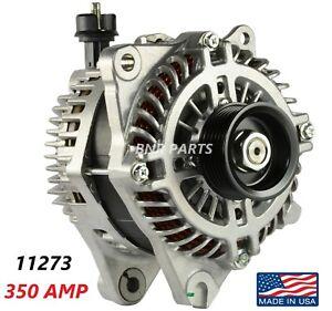 350 AMP 11273 Alternator Ford Lincoln Mercury High Output Performance NEW HD USA