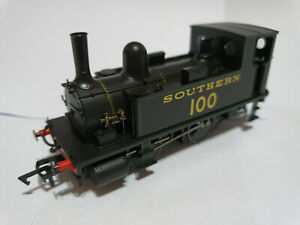 Dapol 4S-018-008 B4 0-4-0T Southern Railway Black lined green 100 OO gauge BNIB